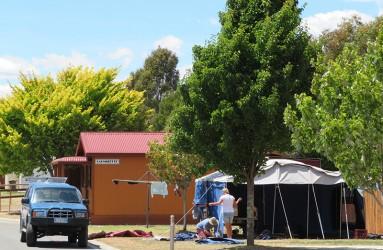 Camper Trailer Sites